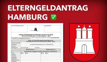 Zum Elterngeldantrag Hamburg