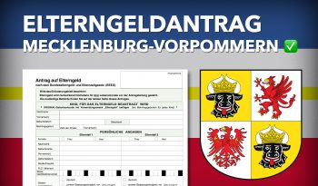 Zum Elterngeldantrag Mecklenburg-Vorpommern
