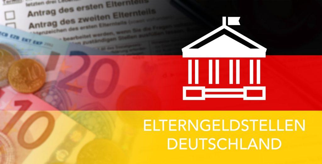 Elterngeldstellen Deutschland