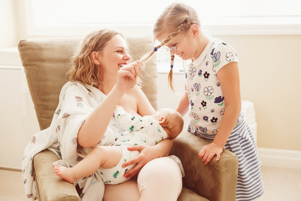 Bei einem älteren Geschwisterkind (über 3 Jahre) erhält man leider keinen Geschwisterbonus.