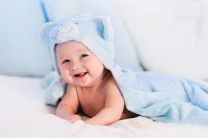 Baby nach Elterngeldberatung