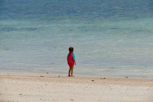 Kinderkleidung mit integriertem UV-Schutz